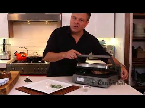 Grilled Prime Rib Steak using the Cuisinart Griddler® Deluxe