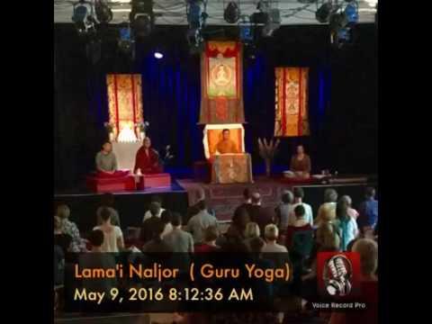Guru Yoga Tenzin Wangyal Rinpoche