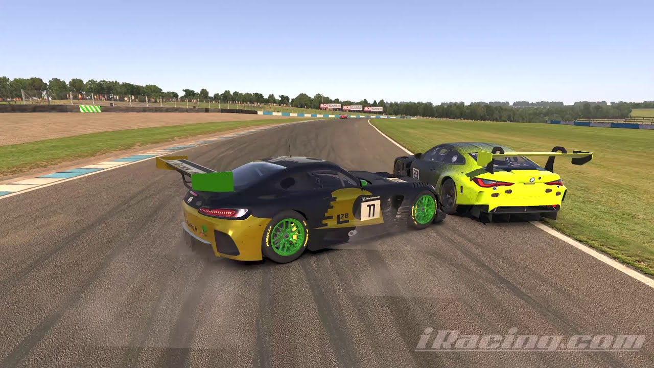 iRacing incidents #4 VRS S01 2021
