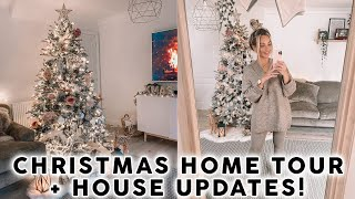 CHRISTMAS HOME TOUR + House Updates | Lucy Jessica Carter