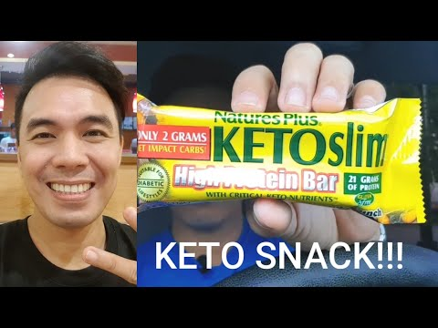 filipino-keto:-taste-test-and-real-review-of-natures-plus-keto-slim-protein-bar---a-must-try!