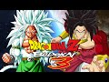 Dbzb3: Goku Ssj5 Vs Broly Ssj4 (duels) video