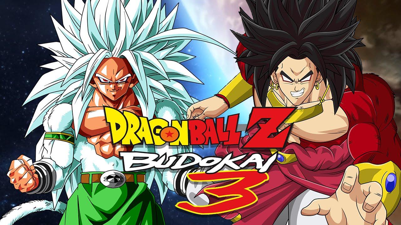 DBZB3: Goku SSJ5 VS Broly SSJ4 (Duels) - YouTube