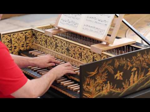 Richard Egarr | French Suite No 4: Allemande