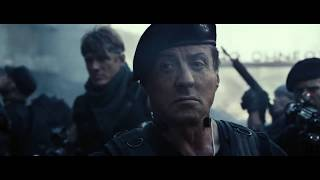 The Expendables 3 - Barney Saving His New Team (Tamil)
