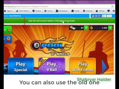 8 ball pool new pc update 29/6/2017