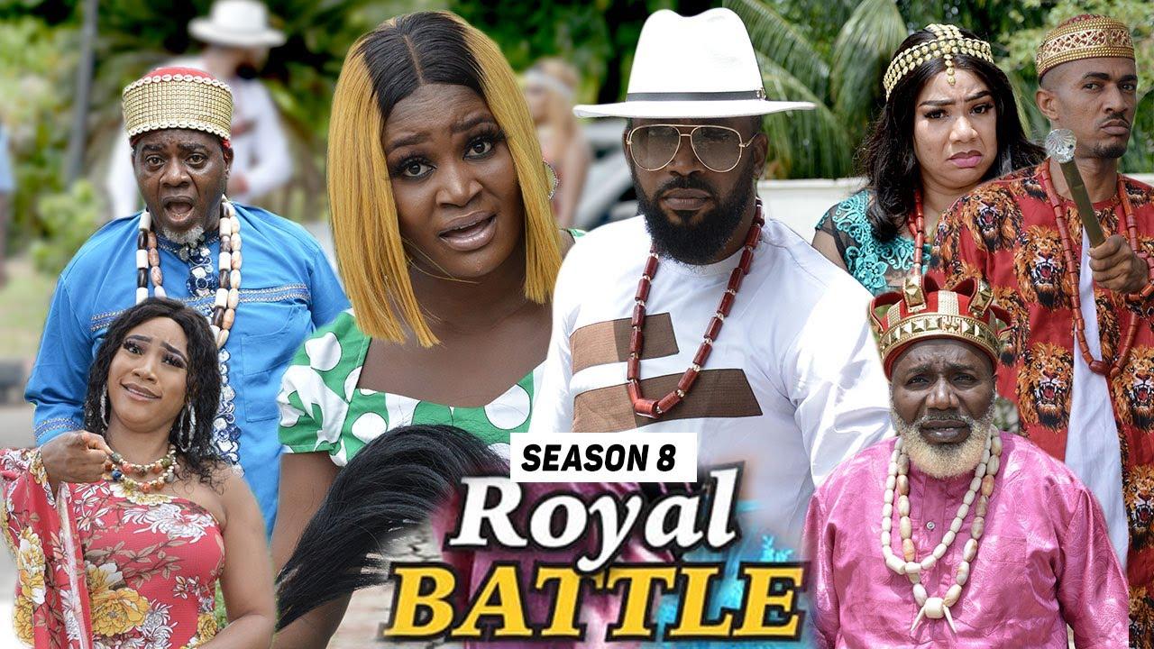 Download ROYAL BATTLE (SEASON 8) {TRENDING NEW MOVIE} - 2021 LATEST NIGERIAN NOLLYWOOD MOVIES
