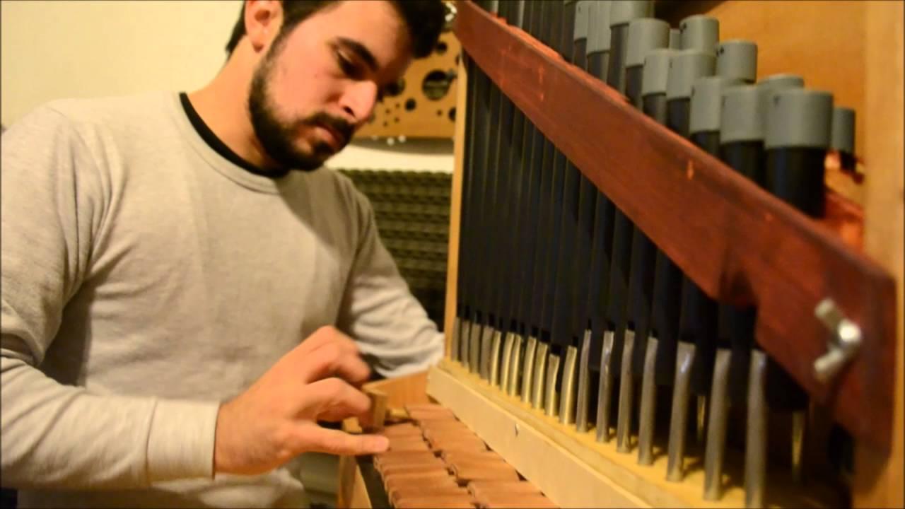 Rgano portativo medieval portativ organ improvisaci n 4 for L organo portativo