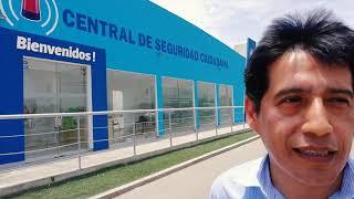 ALCALDESA DE HUALMAY GESTIONA FUNCIONAMIENTO DE UNA BASE DEL SAMU EN ESTE DISTRITO