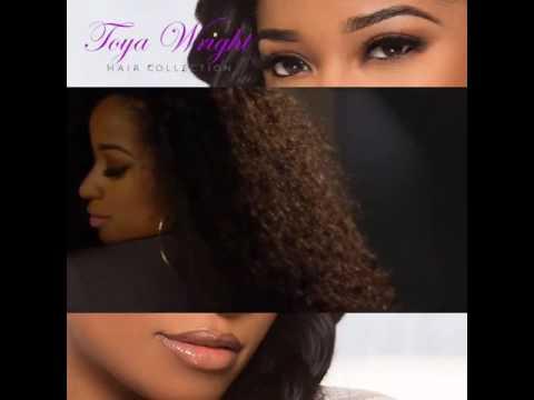 Toya Wright Hair Malaysian Curly