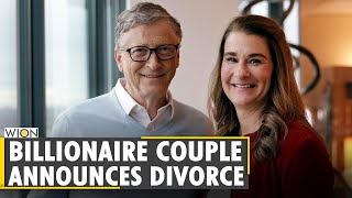 Bill and Melinda Gates split up after 27 years of marriage | Latest World News | English News