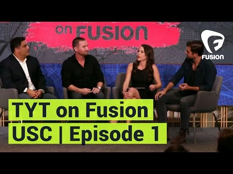 The Young Turks on Fusion | LIVE from USC (Full Episode)