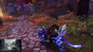 WoW Fate of the Nightborne Quest / How to get the Arcanist's Manasaber