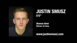 Justin Smusz - Dance: Buenos Aires