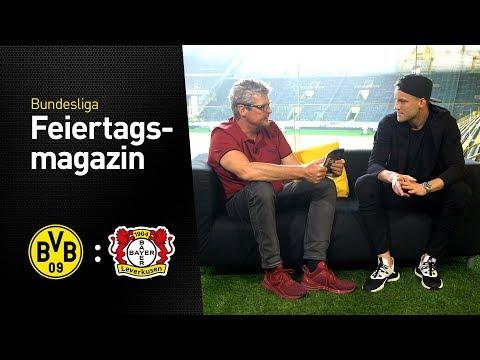 BVB Matchday Magazine w/ Andrey Yarmolenko   BVB - Bayer 04 Leverkusen