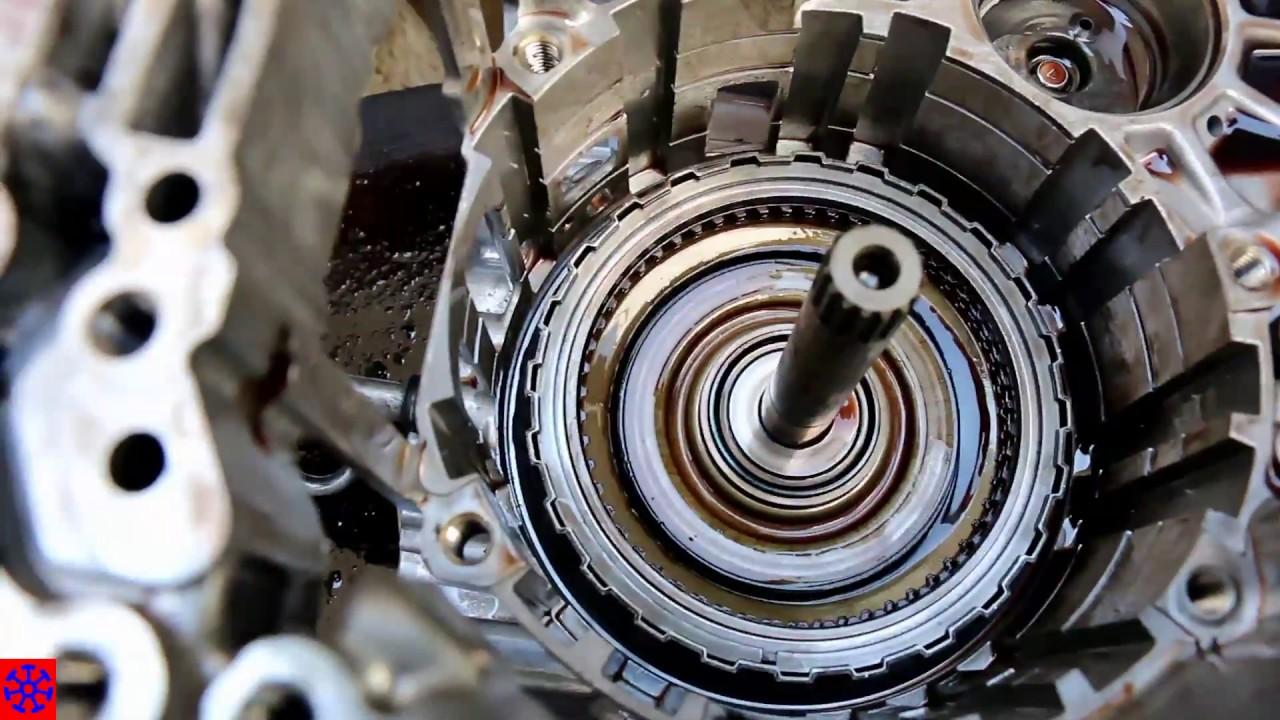 Transmision automatica 09G TF60SN Volkswagen Jetta Bora Audi - YouTube