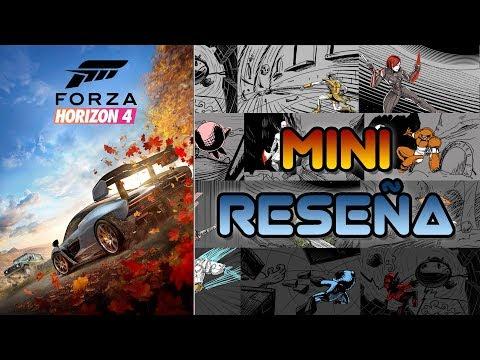 Mini Reseña Forza Horizon 4 | 3GB