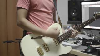 Video All The Earth (Lead Guitar) - Vertical Church Band - MJT Custom Carbronita Thinline Tele (TV Jones) download MP3, 3GP, MP4, WEBM, AVI, FLV Juni 2018