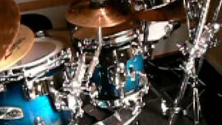 New drum : Mapex M Birch (Black Forest Sapphire)