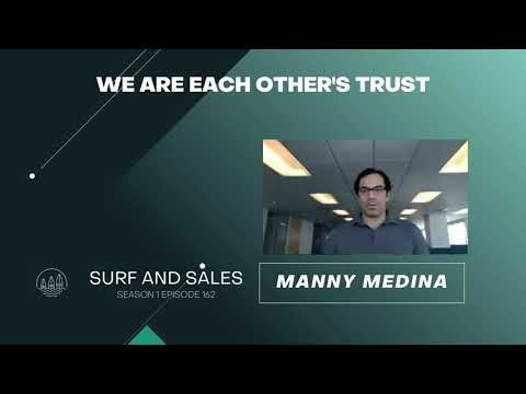 We Are Each Other's Trust - Manny Medina - Final
