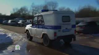 Ментовские войны-8 (11 серия) - car chase scene