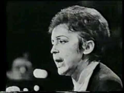 Edith Piaf Non Je Ne Regrette Rien [Live]