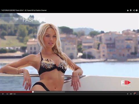 """VICTORIA'S SECRET Swim 2014"" - St.Tropez HD by Fashion Channel"