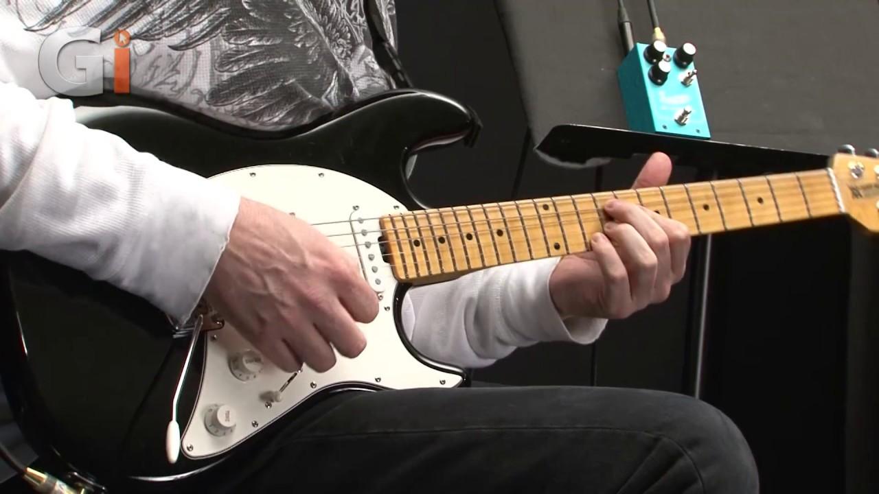 Supro Tremolo Guitar Pedal | Review