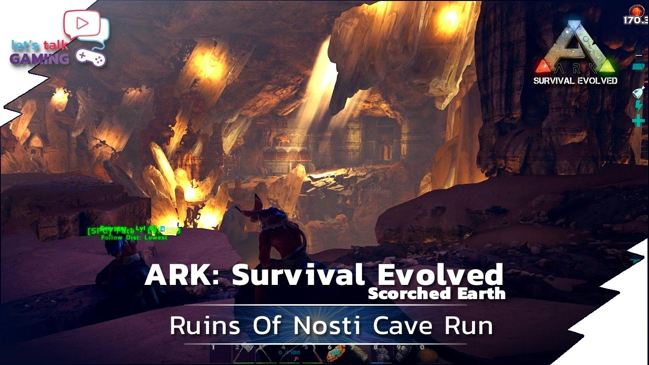 Steam Community :: Video :: ARK Scorched Earth - 19 - Ruins Of Nosti