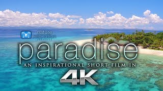 PARADISE | The Fiji Islands Short Nature Relaxation Film in 4K UHD