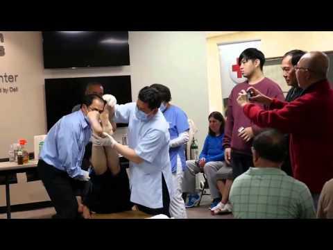 Luong Y Vo Hoang Yen 2015 tai American Red Cross