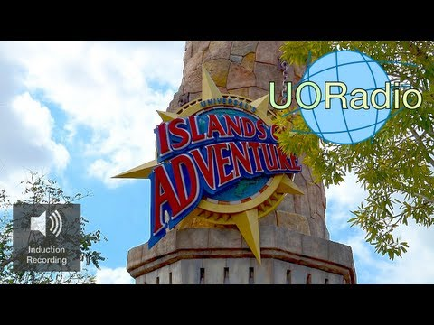 Islands of Adventure - Entrance Loop (Ocean Trader Market)