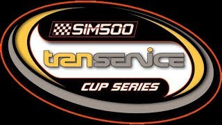 SIM500 Transervice iRacing Cup Series Chase Race #10 live from Homestead Miami Speedway