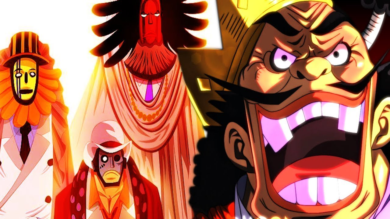 CP Zero In Wano - One Piece Chapter 929 Review