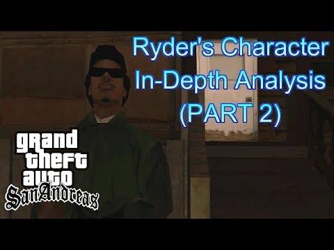 GTA San Andreas - In-Depth Analysis of Ryder [PART 2]