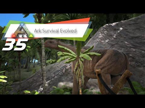 Wyntr Loves |ARK: Survival Evolved| ft Poet |35| Paraceratherium