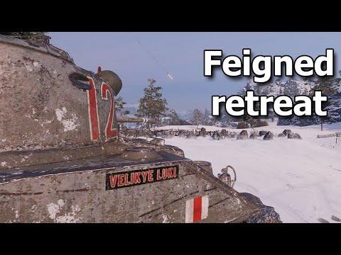 Feigned retreat - Sherman VC Firefly - World of Tanks thumbnail