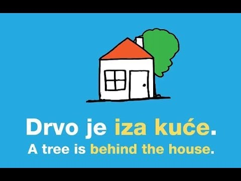 Learn Croatian - The grammar cases