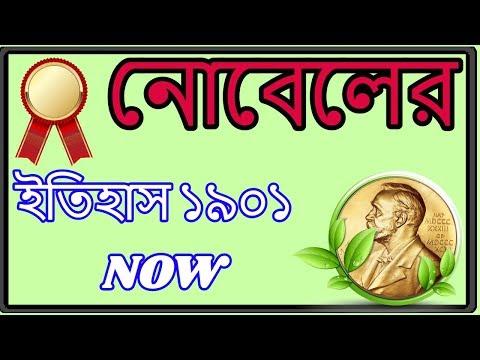 History of Nobel Prize IN BANGLA GK TIME  | general knowledge