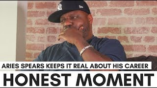 "Aries Spears Feels 'Blackballed', Gets REAL About His Career: ""They Say I'm Washed Up"""