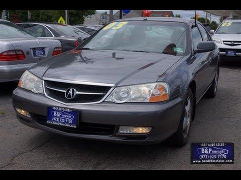 2003 Acura TL 3 2 Grey - YouTube