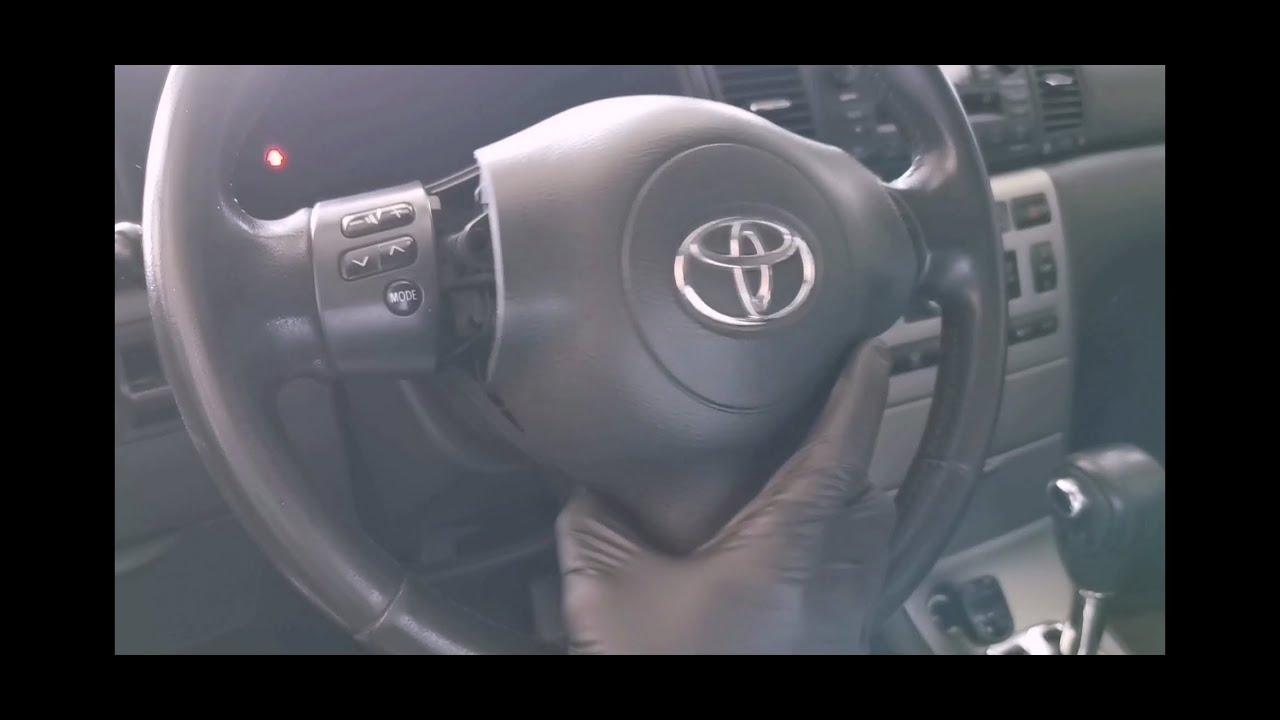 Toyota corolla direksiyondan gelen tıkırtı seslerin sebebi ve çözümü #youtubeustam #corolla #ses