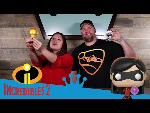 The Incredibles 2 Pop & Mystery Minis Unboxing