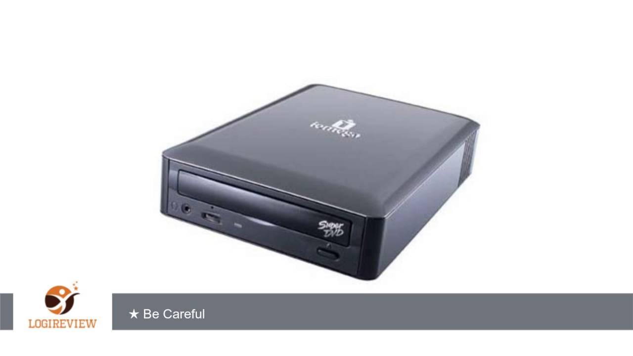 DRIVER UPDATE: IOMEGA SUPER DVD WRITER DUAL-FORMAT USB 2.0