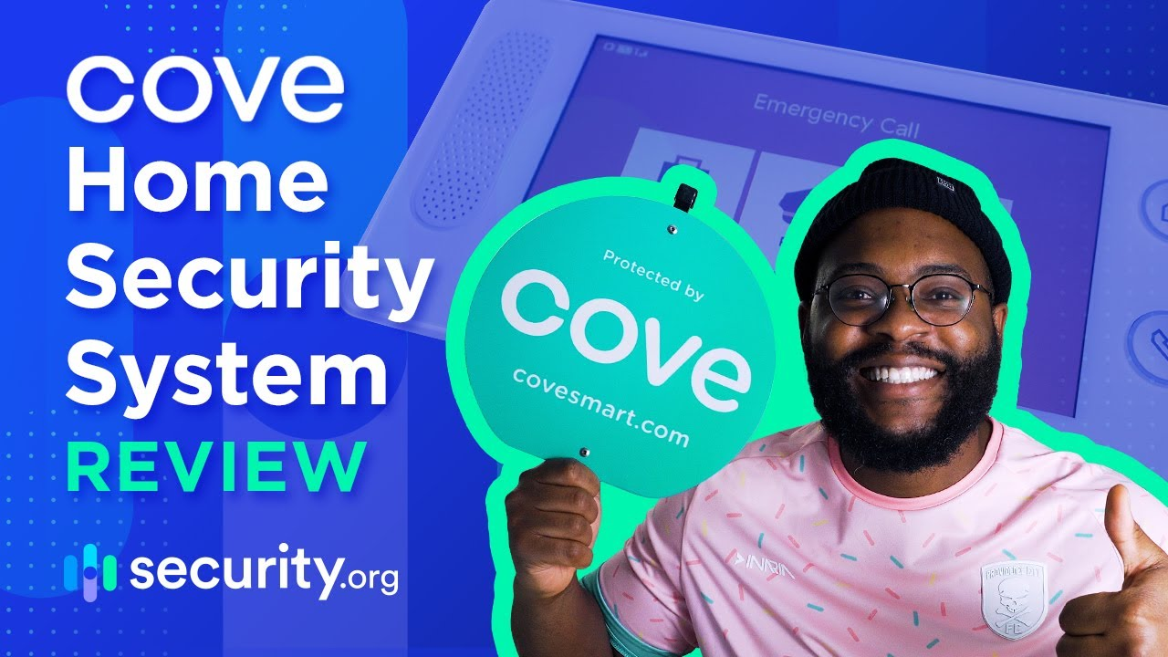Download Cove Home Security Review!