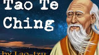 Tao Te Ching, full audio.