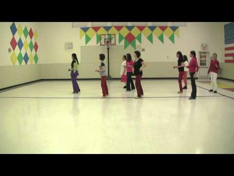 C'est la Vie Baby - Jo Thompson Szymanski & John Robinson - Line Dance