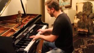 Super Mario World - Overworld theme on piano