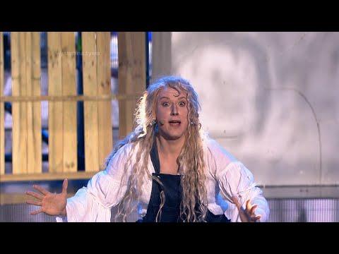"""Kuba Świderski jako Meryl Streep """"Mamma Mia"""" - Twoja Twarz Brzmi Znajomo"""