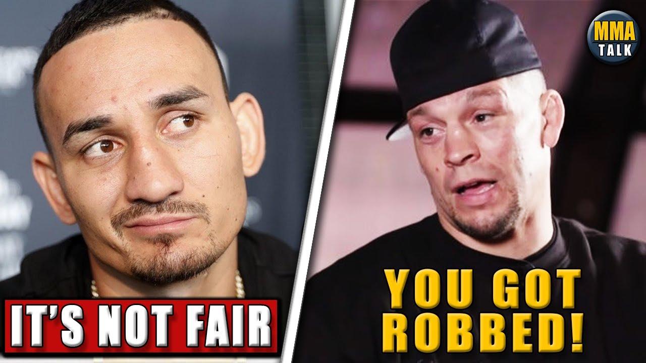 Max Holloway BREAKS SILENCE after controversial loss at UFC 251,Conor SLAMS NateDiaz,Colby-Masvidal